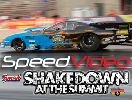 "SpeedVideo Enters Multi-Year Broadcast Agreement to Live Broadcast ""Shakedown At The Summit"" at Norwalk"