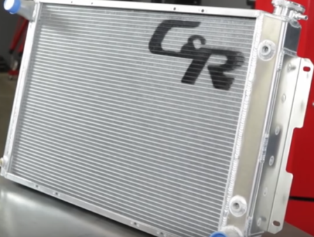 C&R Extruded Tube OE Fit Radiator Modules